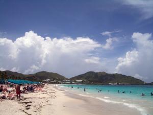 Orient Beach, French St. Martin