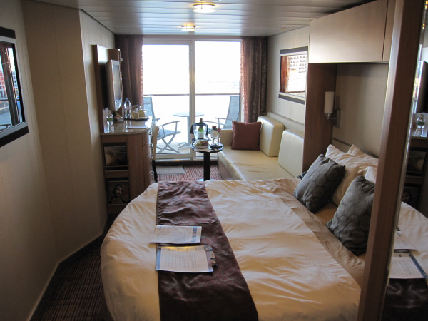 Celebrity Equinox Day One
